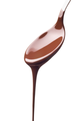 Chocolate Spoon