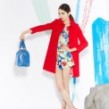 Dashes and Splashes of Color: Alice + Olivia