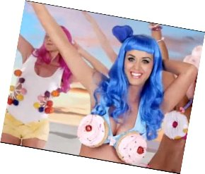 "Katy Perry ""California Gurls"", 2010"