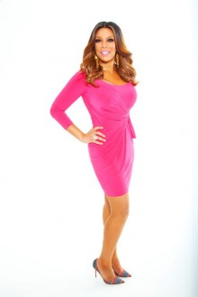 Photo Credit: Karl Giant, The Wendy Williams Show
