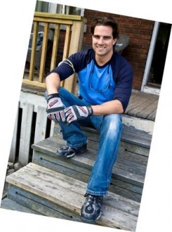 Scott McGillivray, Host of HGTV's Income Property
