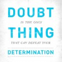Defeating Doubt: Cotton Candy Magazine